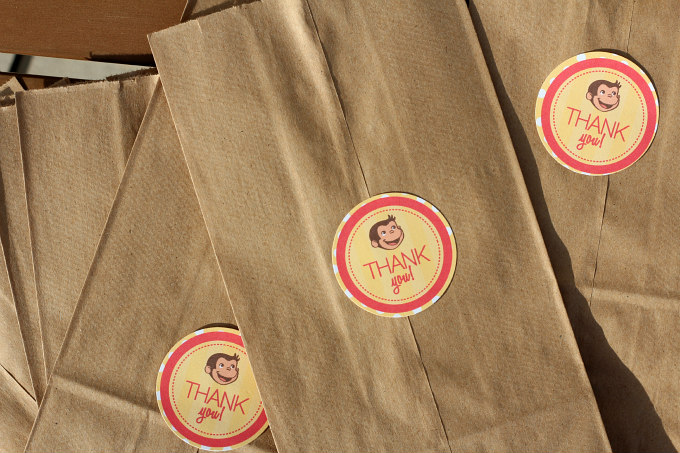 good bags for collecting piñata treats