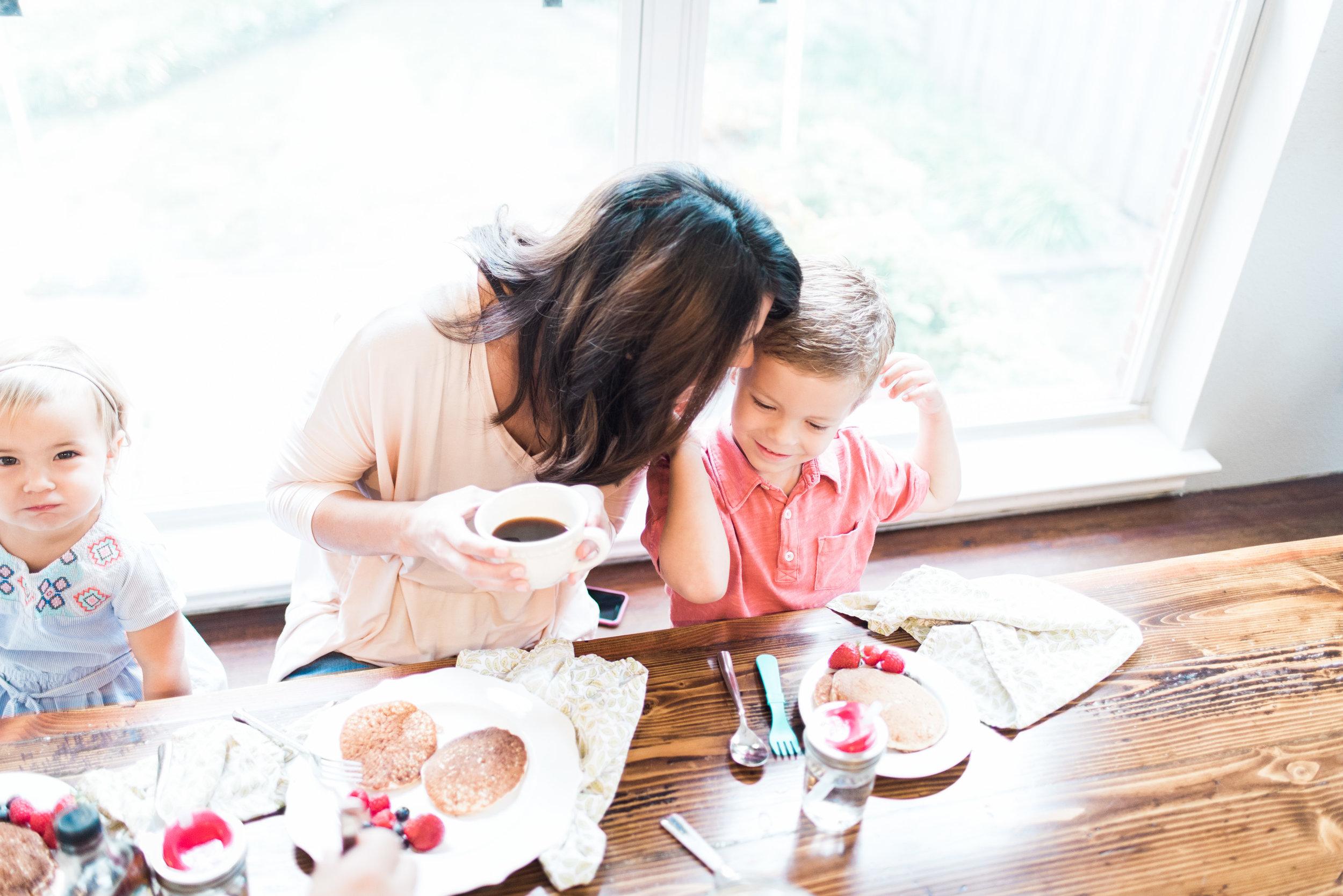 Seasonal Meal Planner | Natasha Red