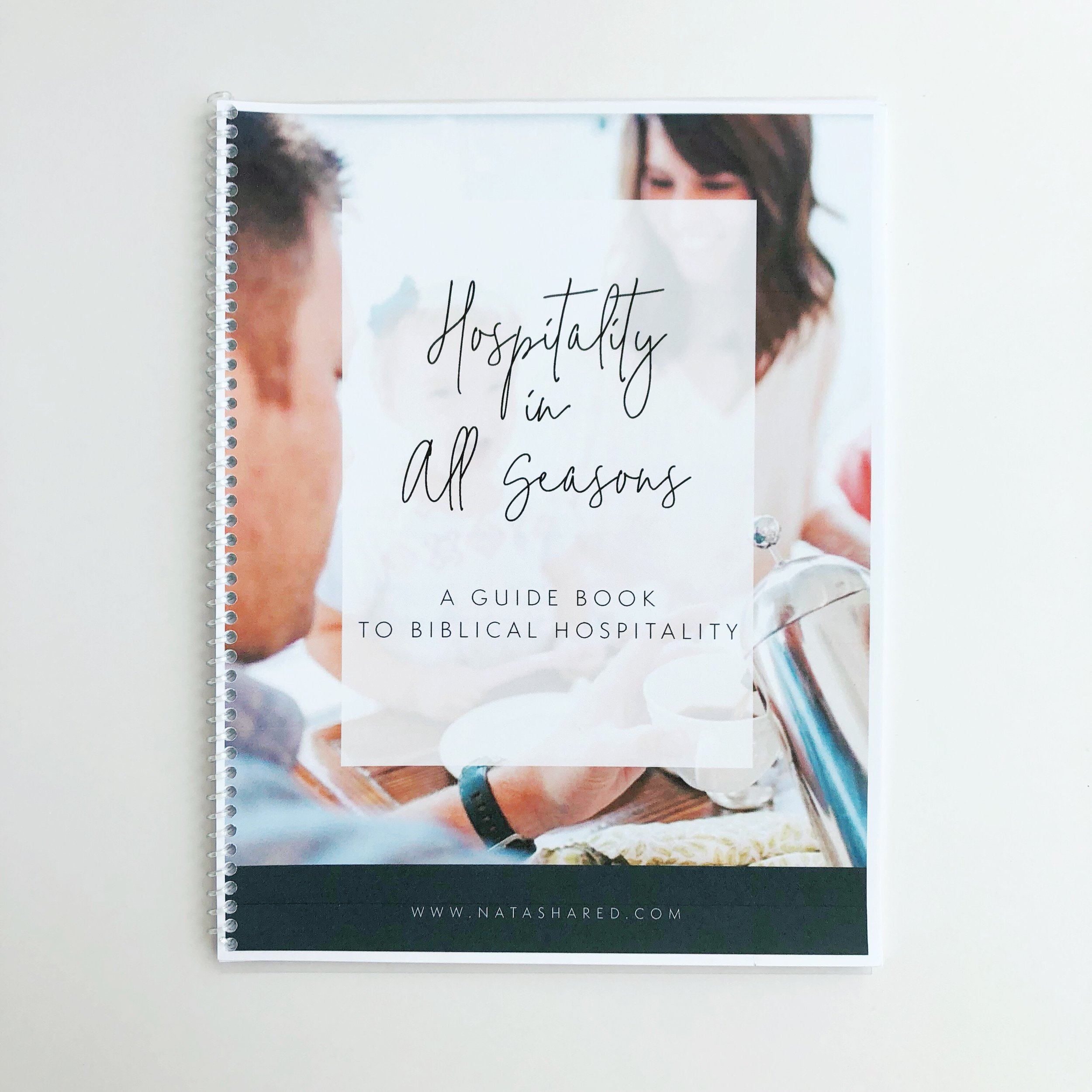 Hospitality in All Seasons - Guidebook to Biblical Hospitality