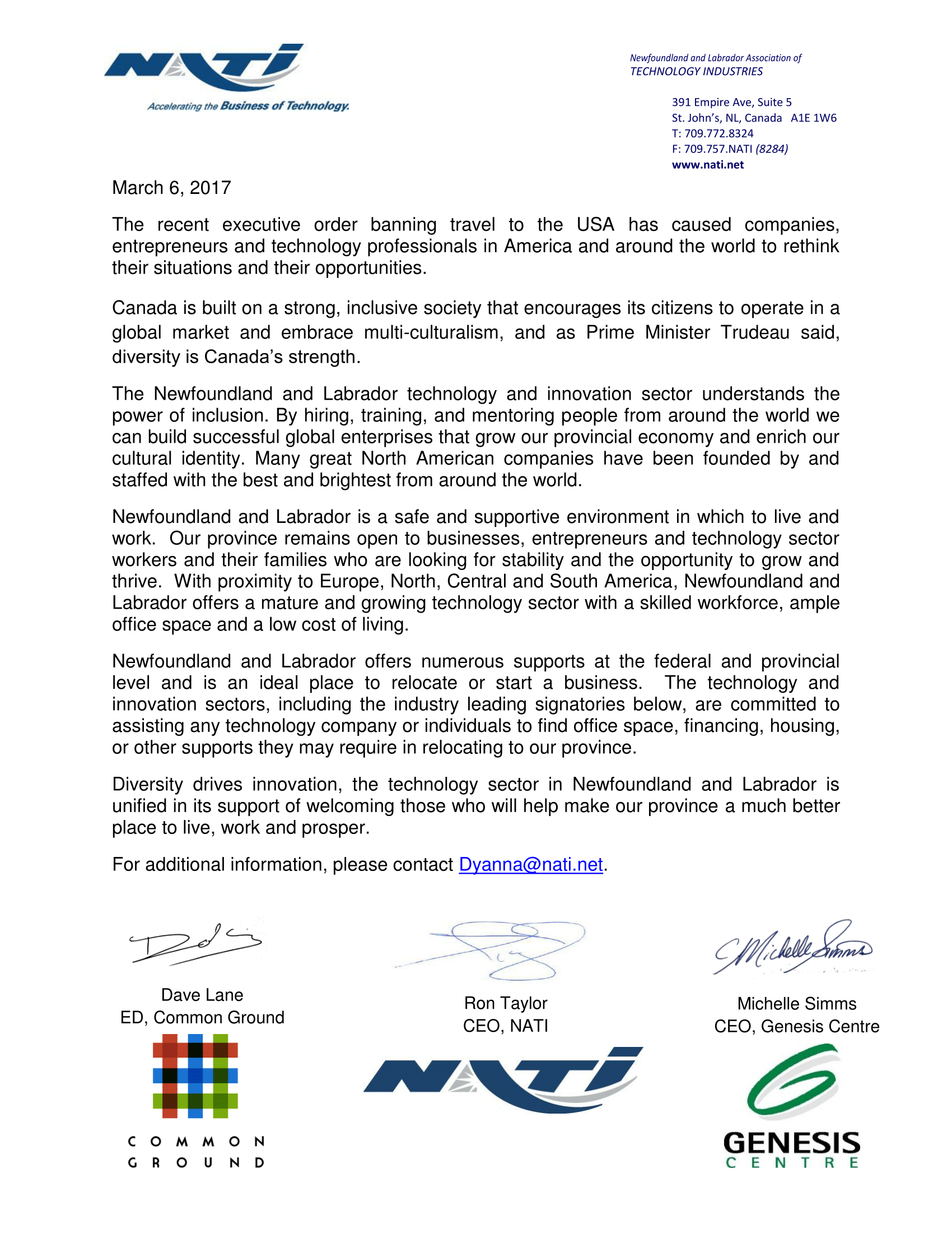 Open letter in Response to USA Travel Ban-1.png