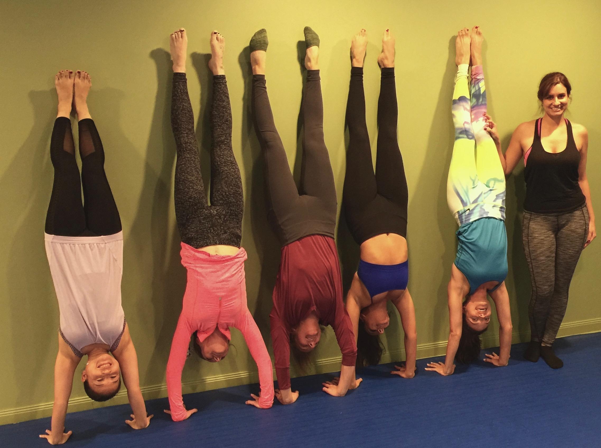 yoga teacher training program