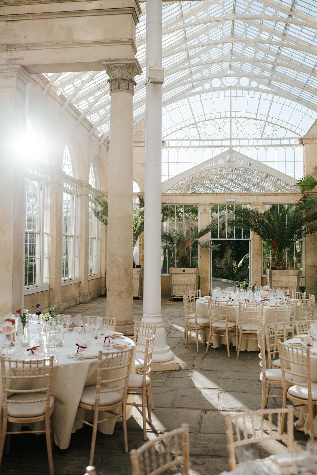 Syon House Great Conservatory decoration inspiration photo