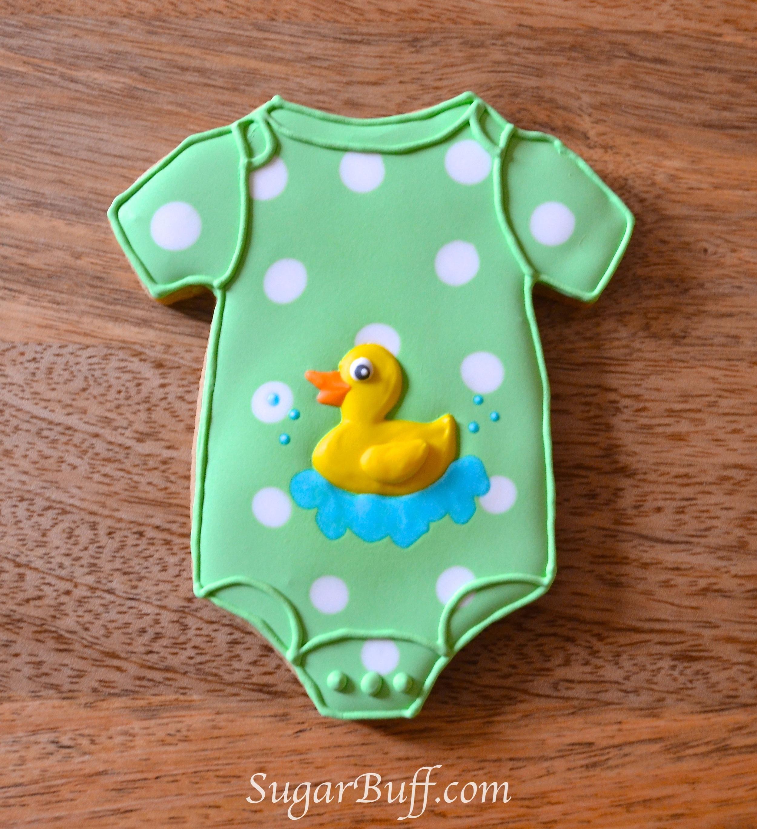 Rubber Ducky Baby Onesie