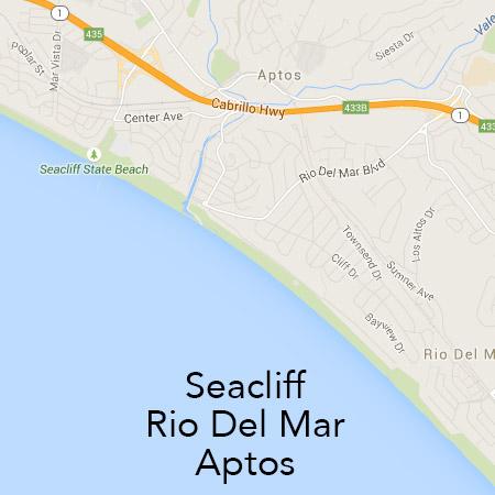 Seacliff, Rio Del Mar, Aptos