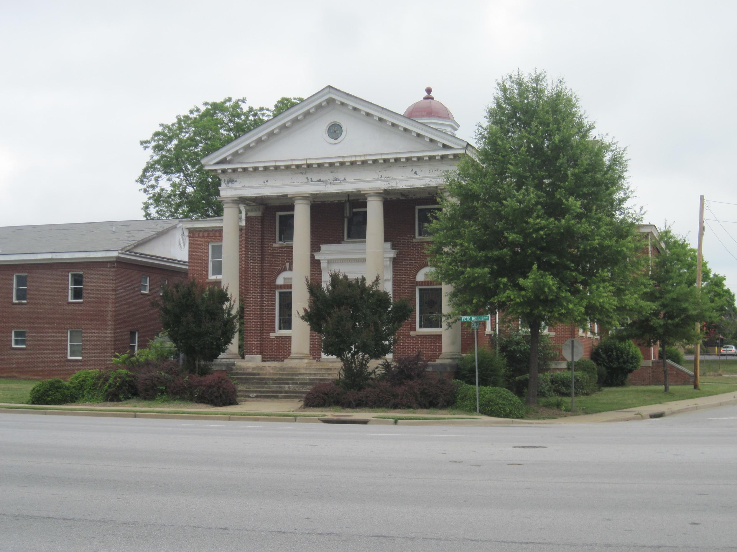 Trinity Church of Greenville