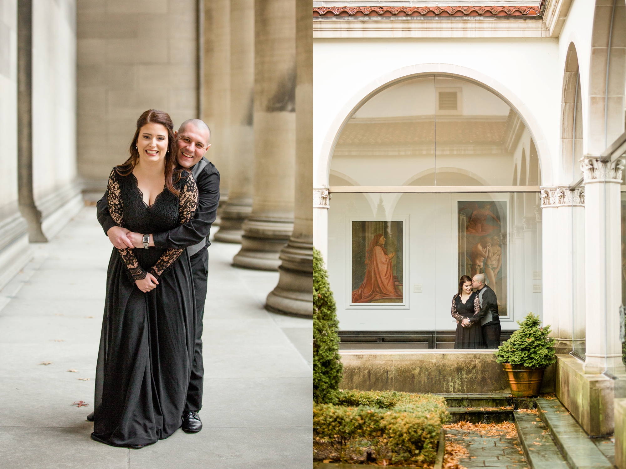 pittsburgh wedding photographer, pittsburgh engagement photos, best spot in pittsburgh for photo shoot, mellon institute wedding photos, university of pittsburgh wedding photos