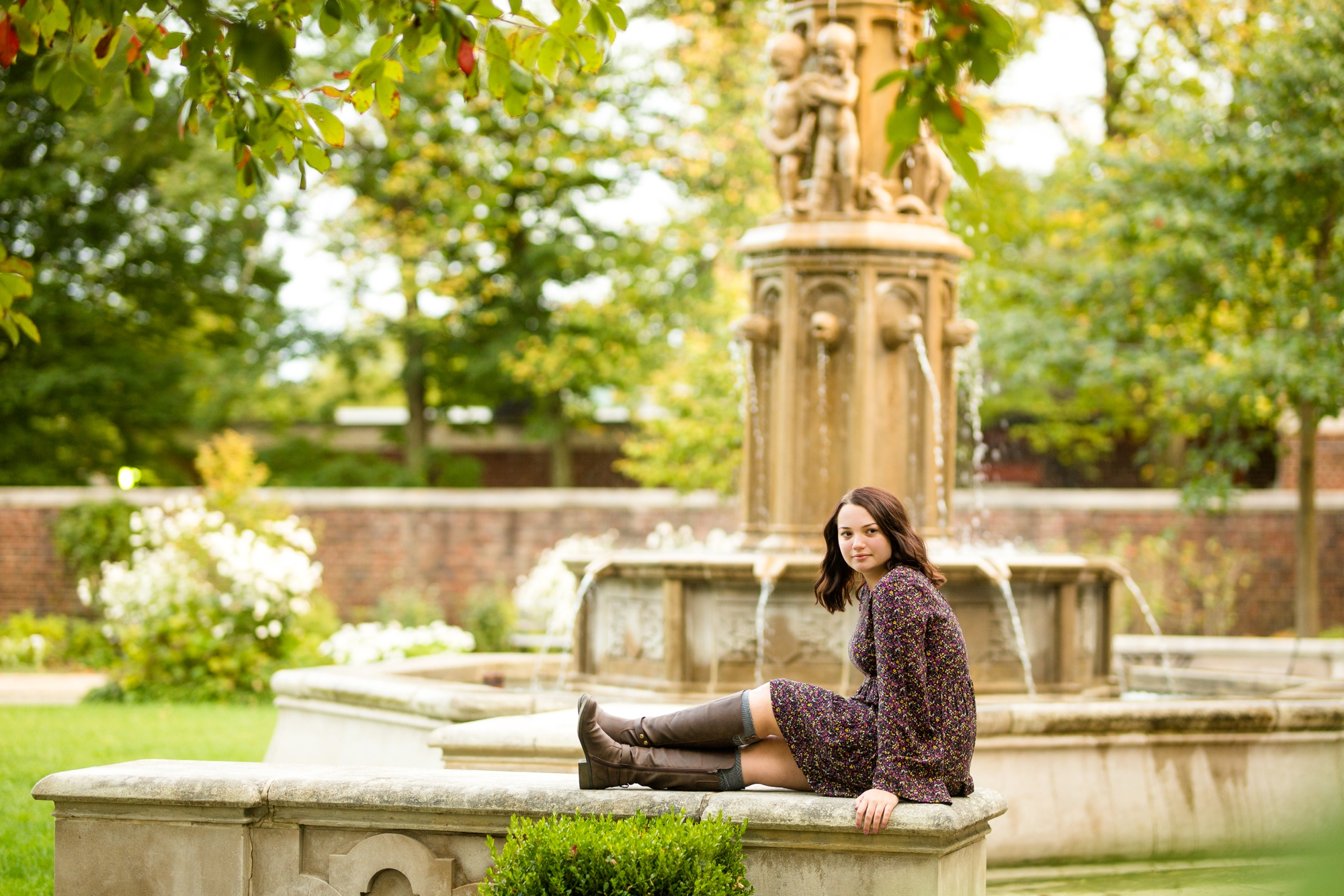 best senior photographer pittsburgh, hartwood acres senior photos, mcconnells mill senior photos, mellon park senior photos, places to take senior pictures in pittsburgh