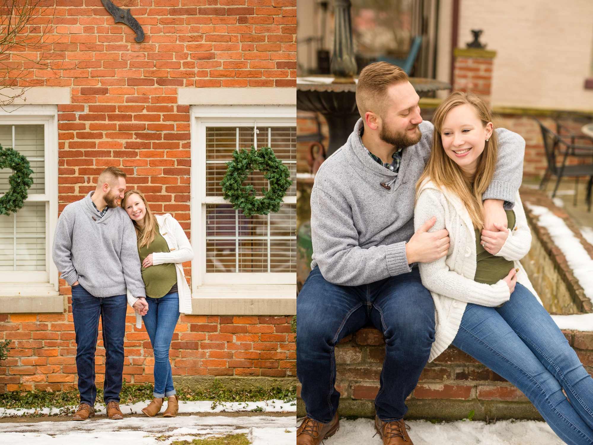 pittsburgh maternity photographer, pittsburgh maternity photos, pittsburgh family photographer, historic harmony photos, cranberry township family photographer
