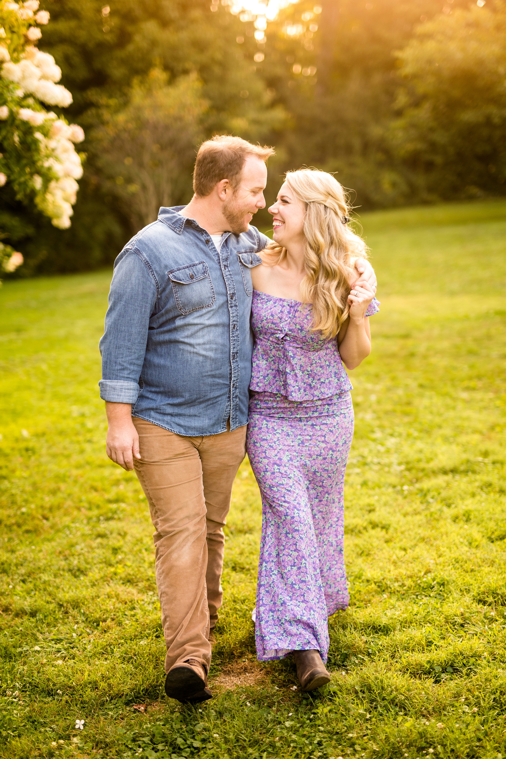 Spring Summer Outfit Inspiration For Engagement Photos Jenna Hidinger Photography