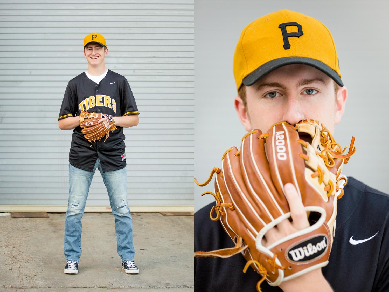 baseball senior photo ideas, pittsburgh senior photographer, locations for photoshoot pittsburgh, north shore senior photos