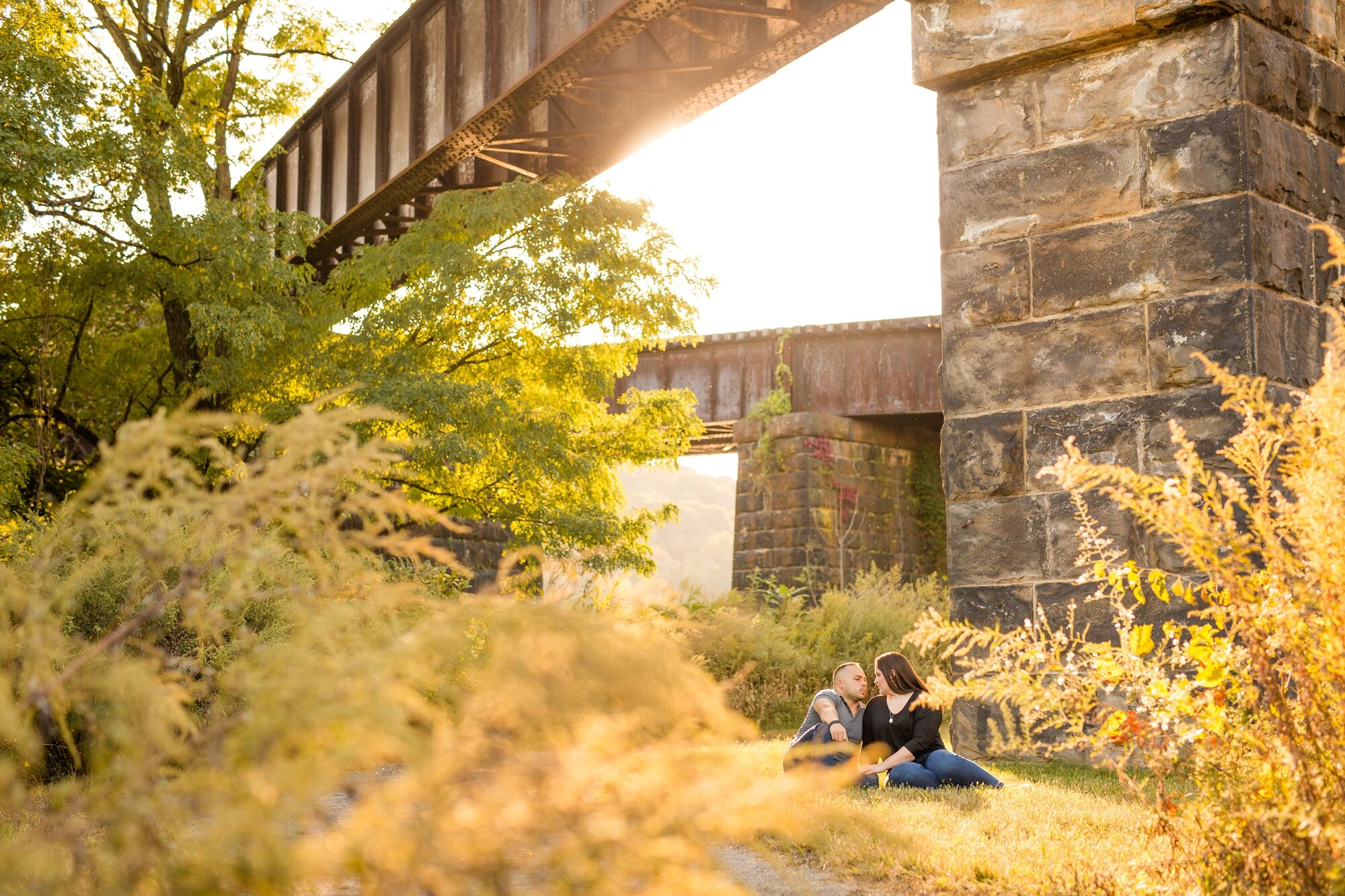 aspinwall riverfront park engagement photos, north shore engagement photos, pittsburgh wedding photographer, pittsburgh engagement photographer, pittsburgh proposal photographer