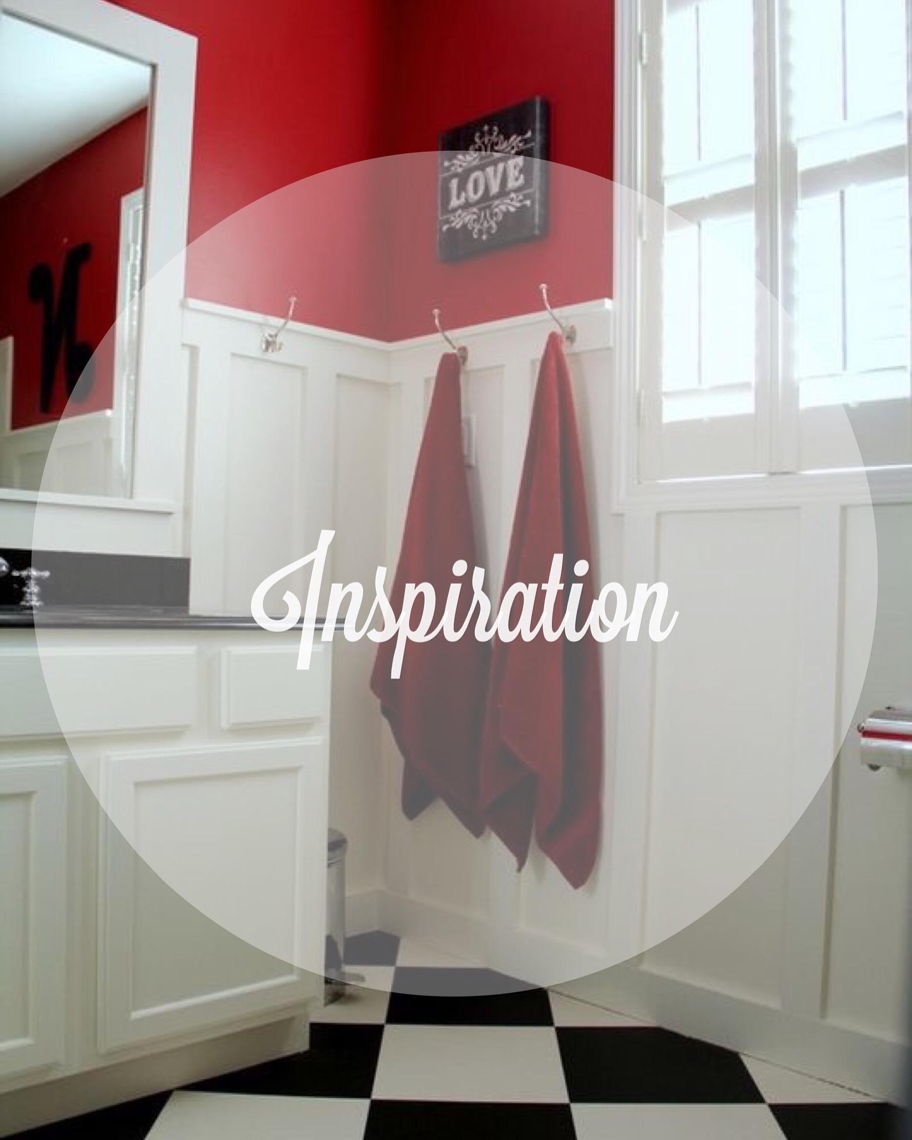 Pinterest restroom inspiration