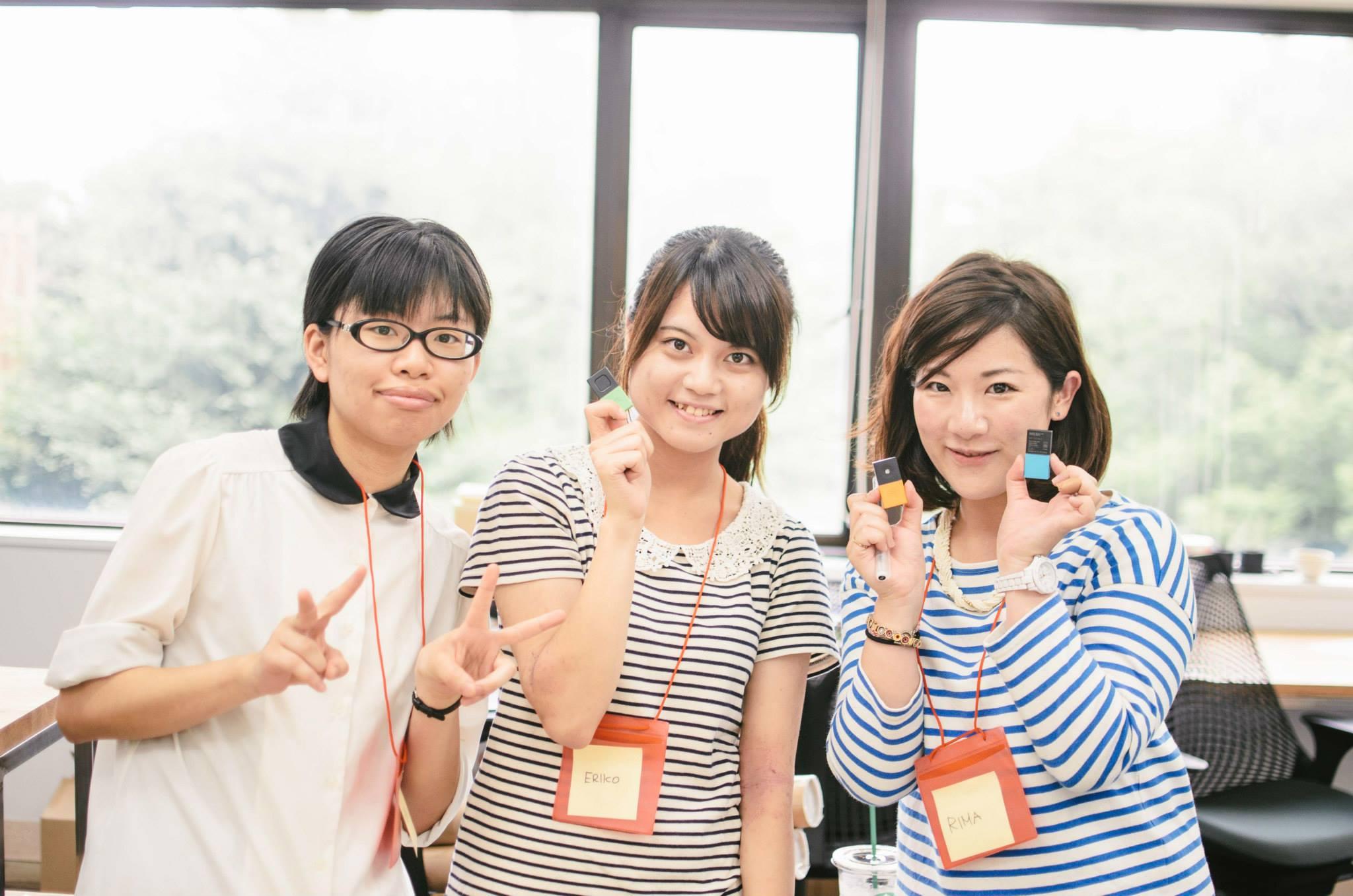 STeLA Japan 女性メンバーの皆様.