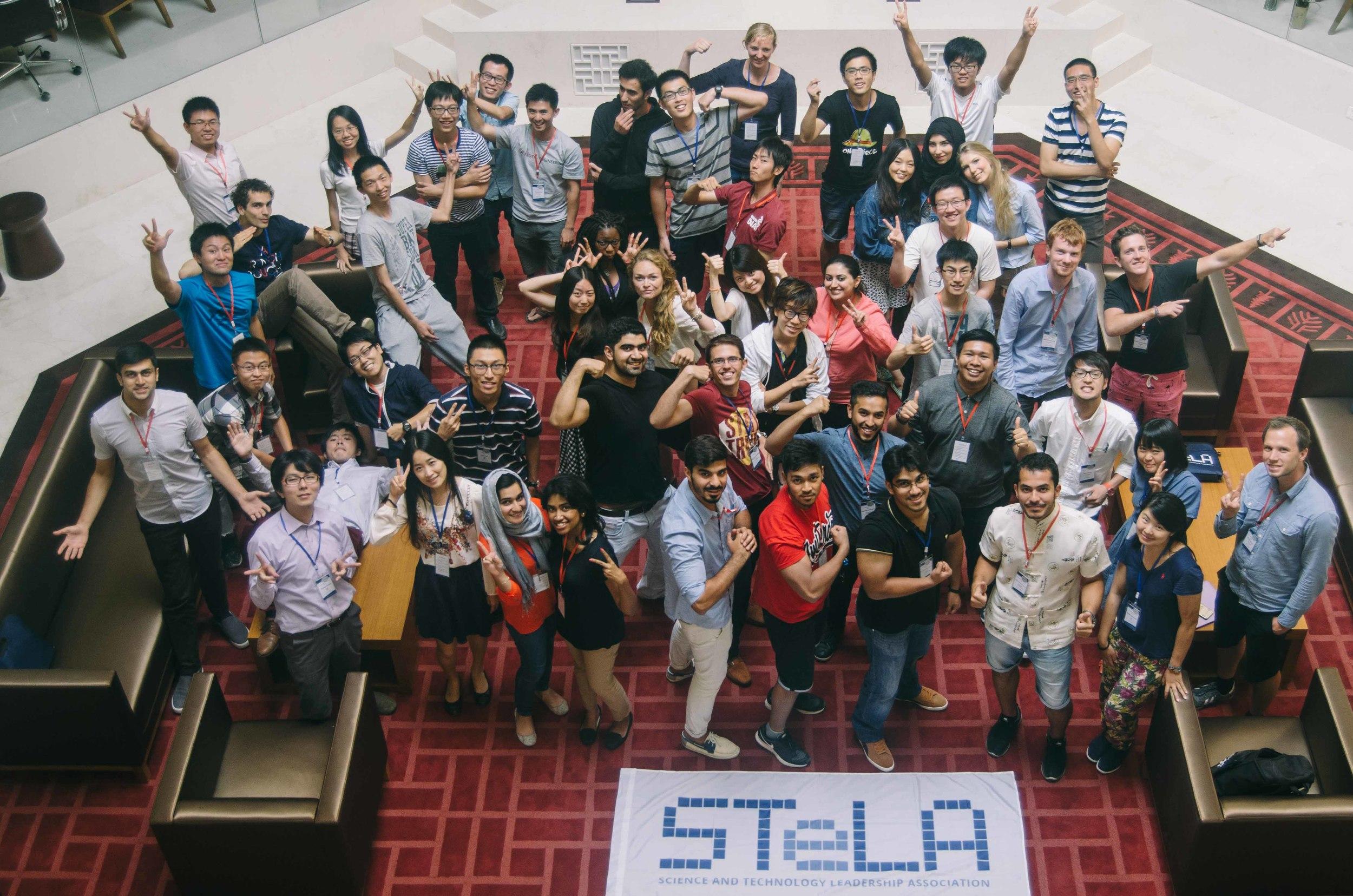 北京大学スタンフォードセンターにて。