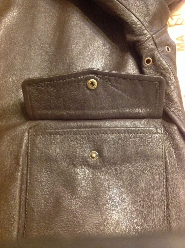 BSL REPRODUCTION A-2 POCKETS