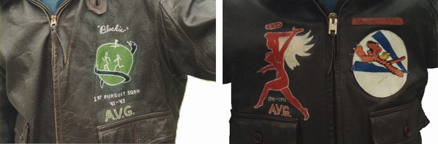 """Original A-2 Jackets 