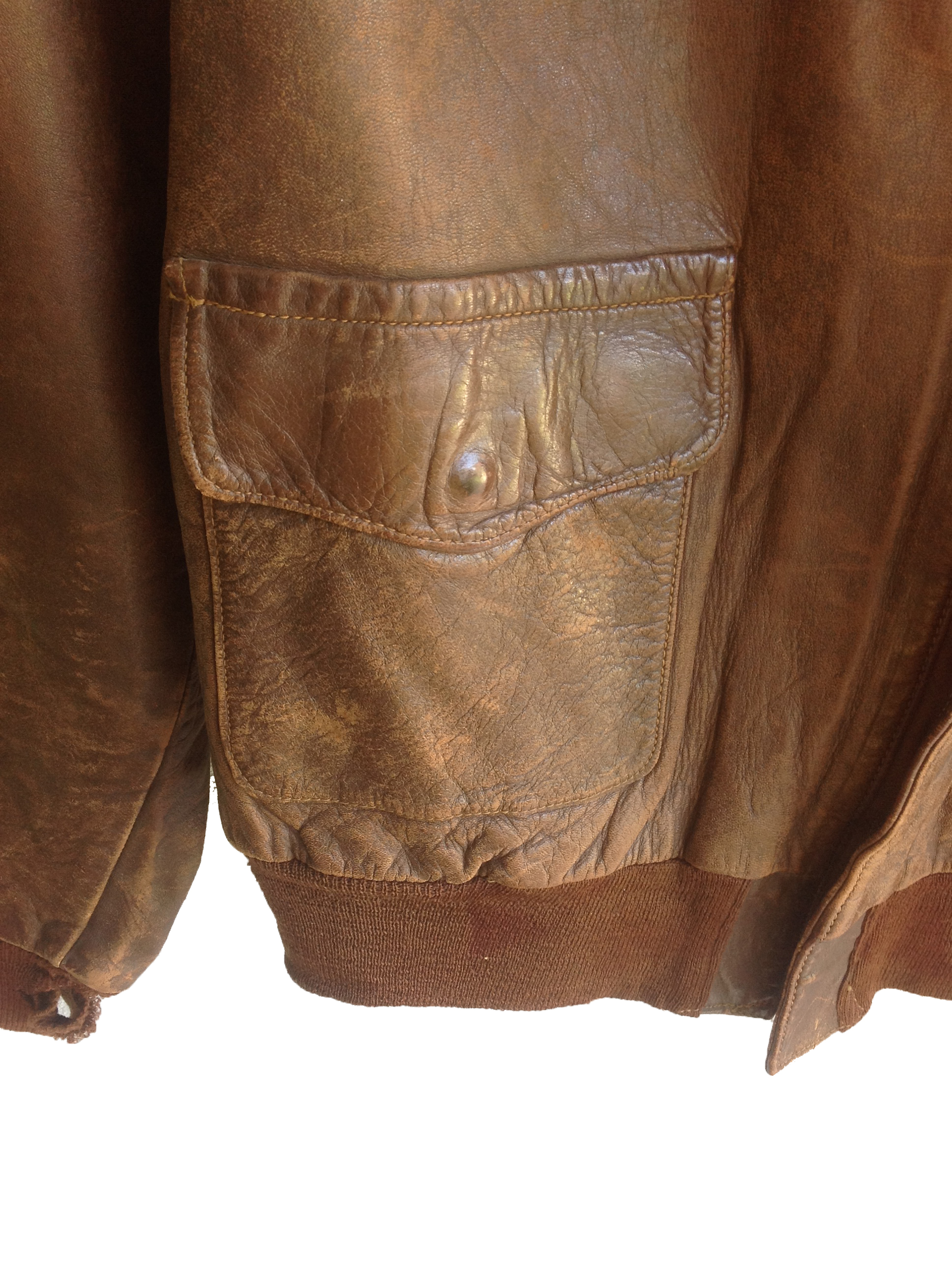 Original A-2 Front Pocket