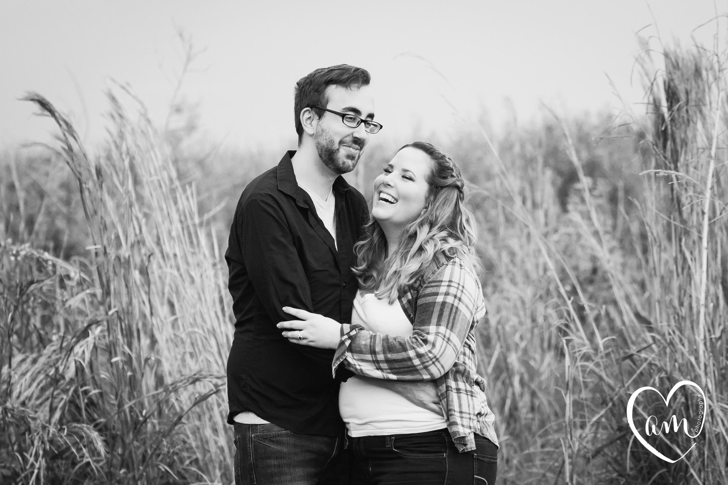 Lakeside engagement photos by Amanda Mejias Photography: Orlando Wedding Photographer