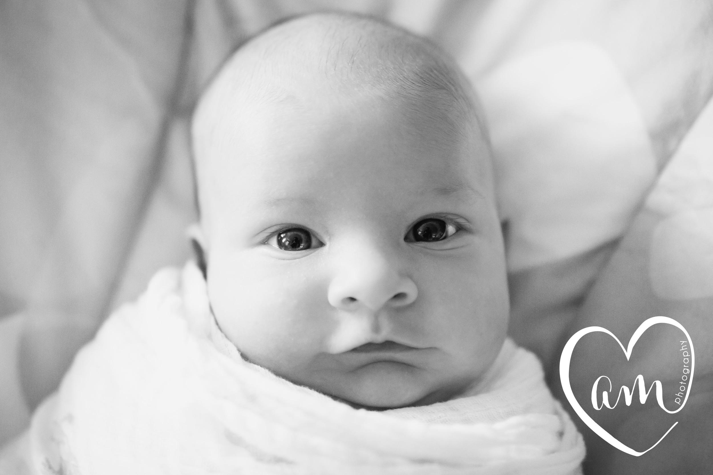 Orlando Newborn Photography. Photo by Amanda Mejias Photography.