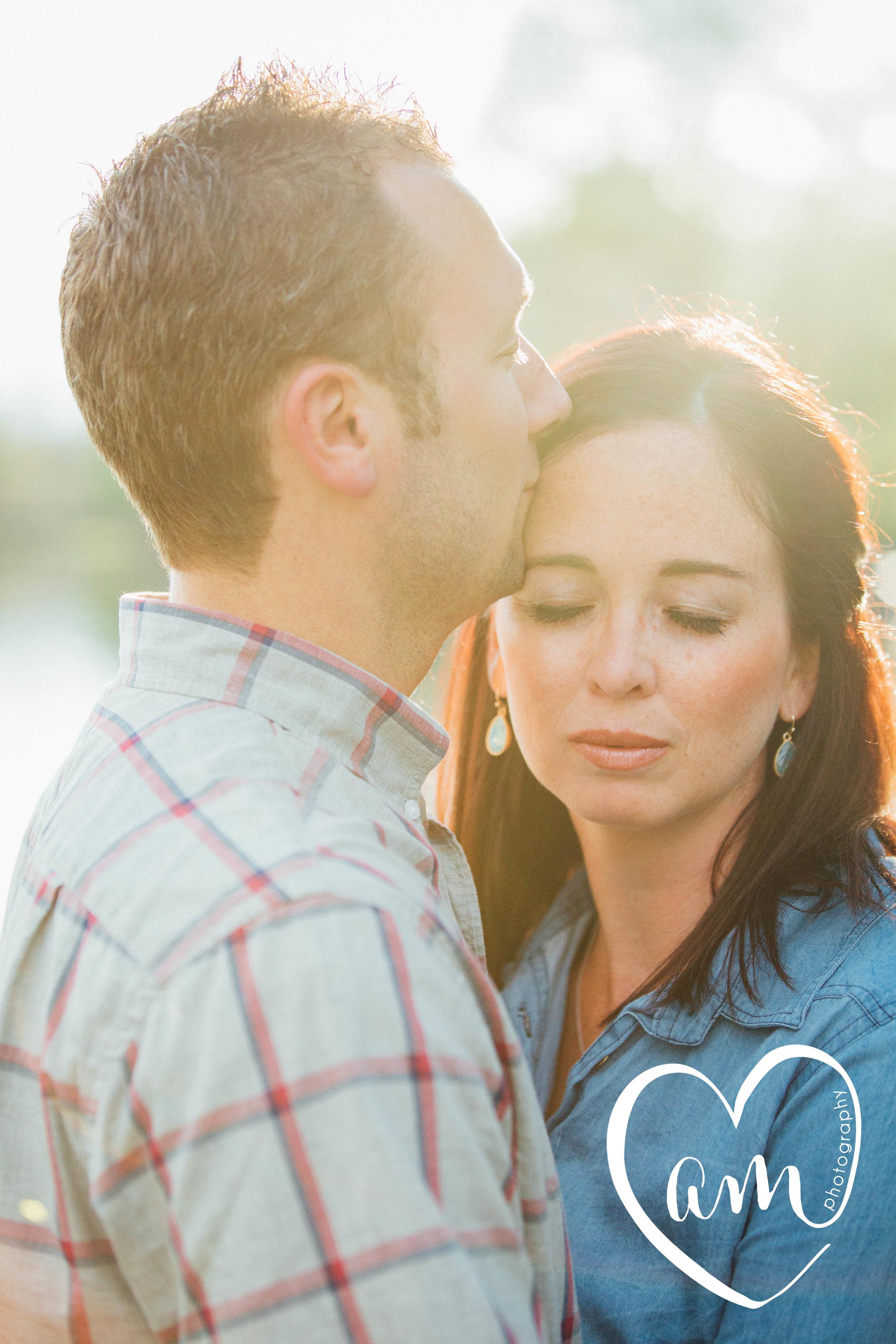 Lake Eola engagement session. Church Street engagement session. Photo by Amanda Mejias Photography: Orlando wedding photographer.