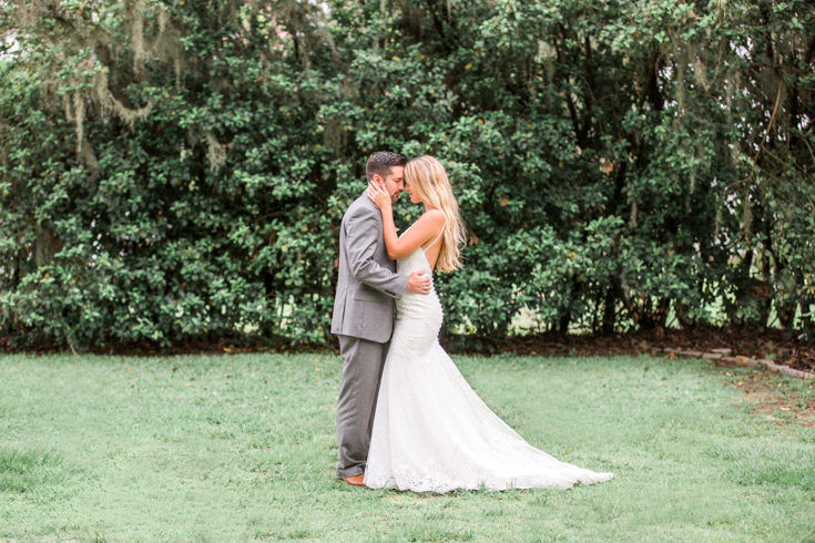 Paradise Cove wedding in Orlando, Florida