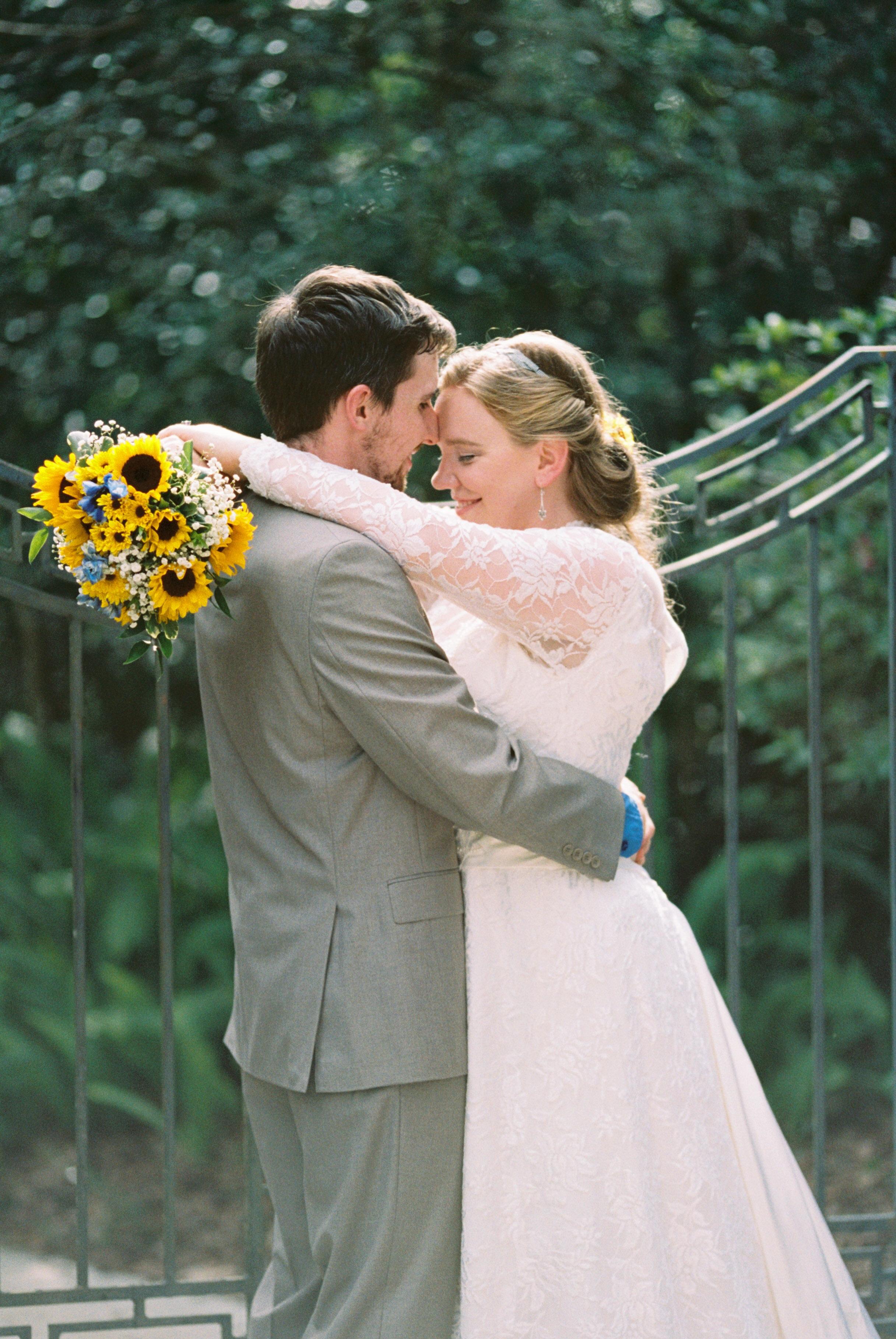 Fine Art Film Orlando Wedding Photographer