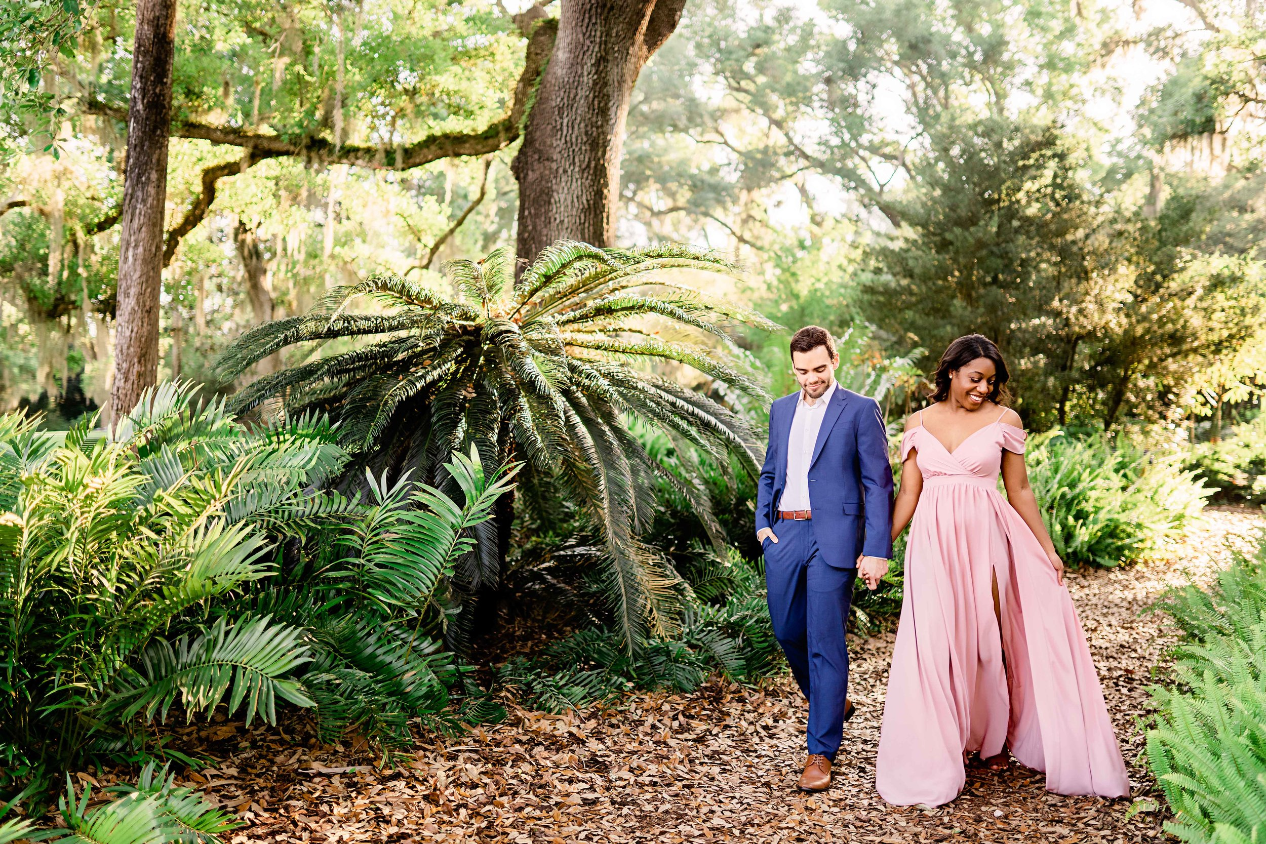 Bok Tower Gardens Engagement Photos-7.jpg