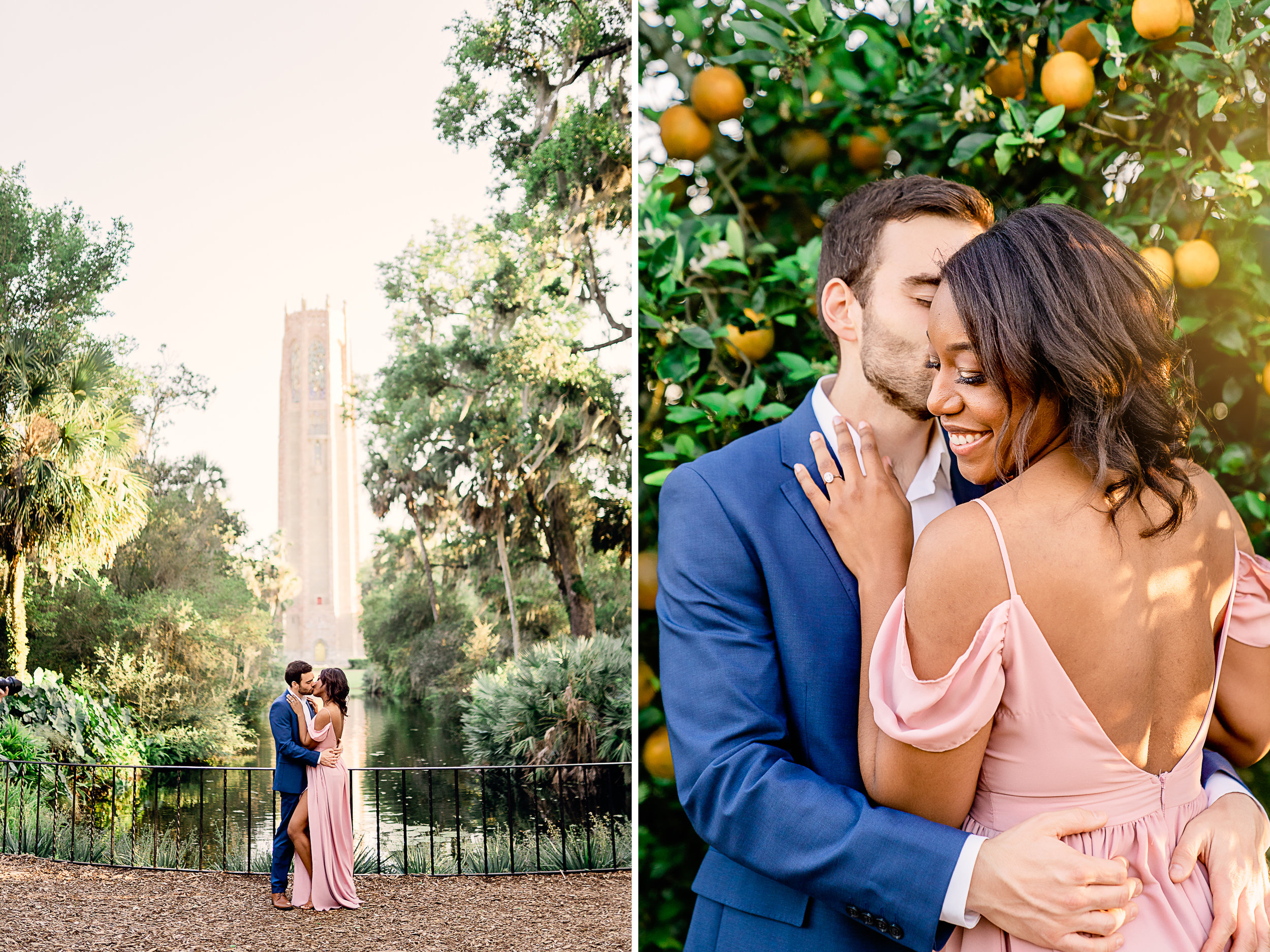 Bok Tower Gardens Engagement Photos-8.jpg