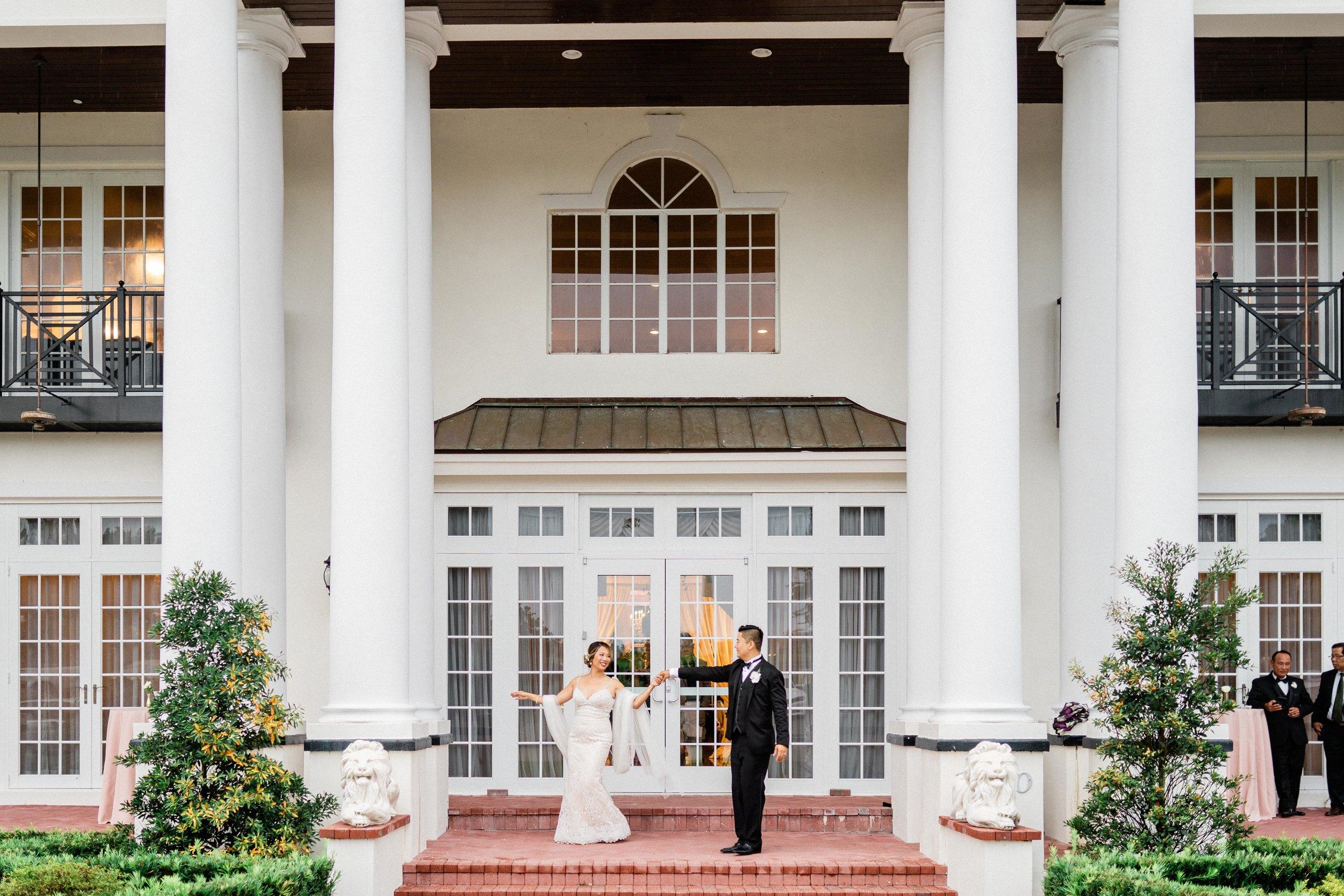 Luxmore Grande Estate Wedding