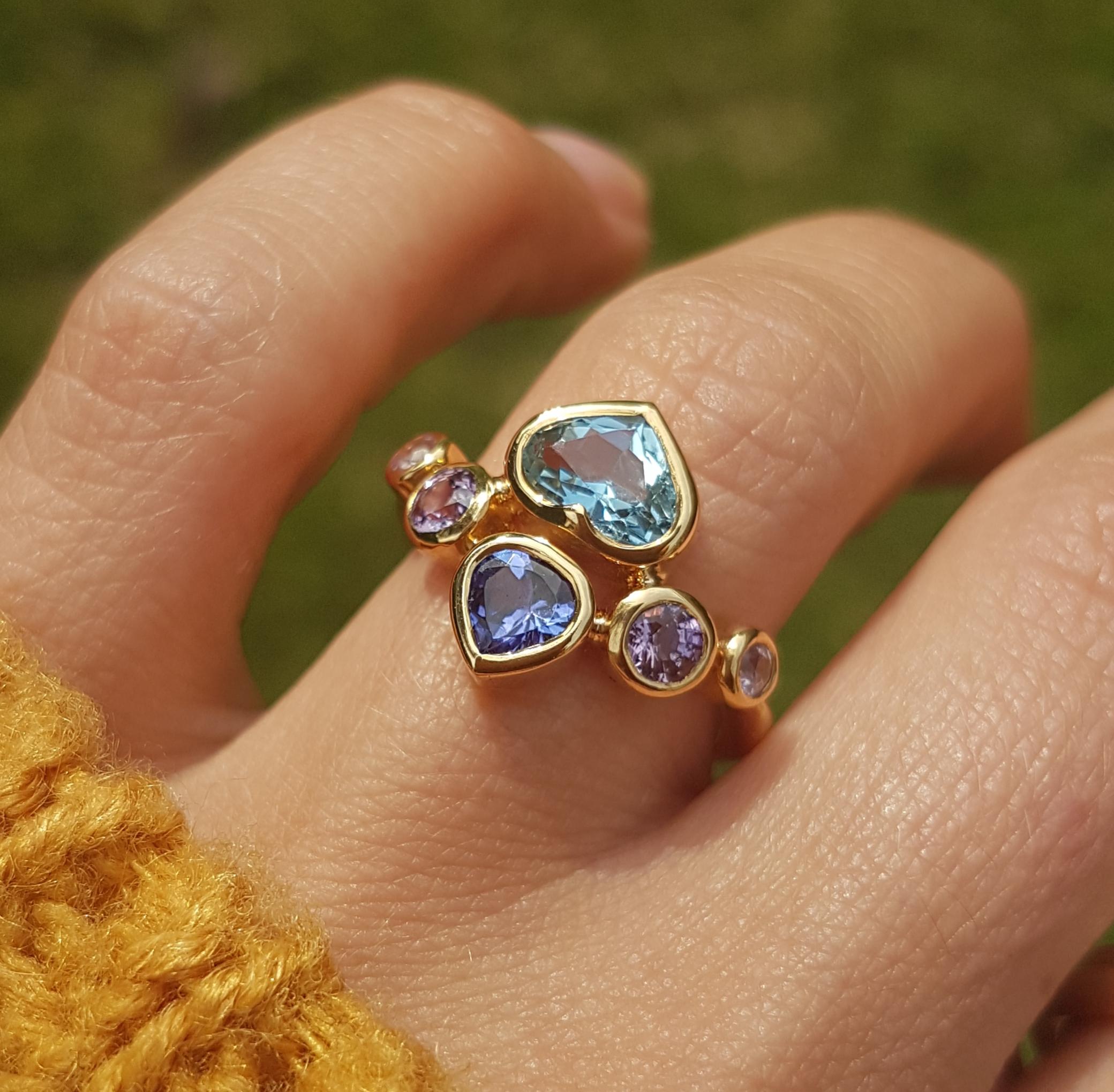 Fran barker design ring