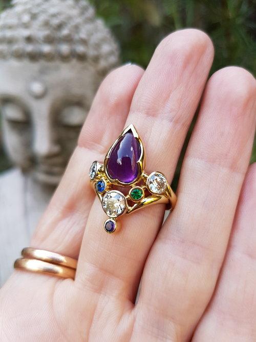 Amethyst,+diamond,+sapphire+and+emerald+ring.jpg