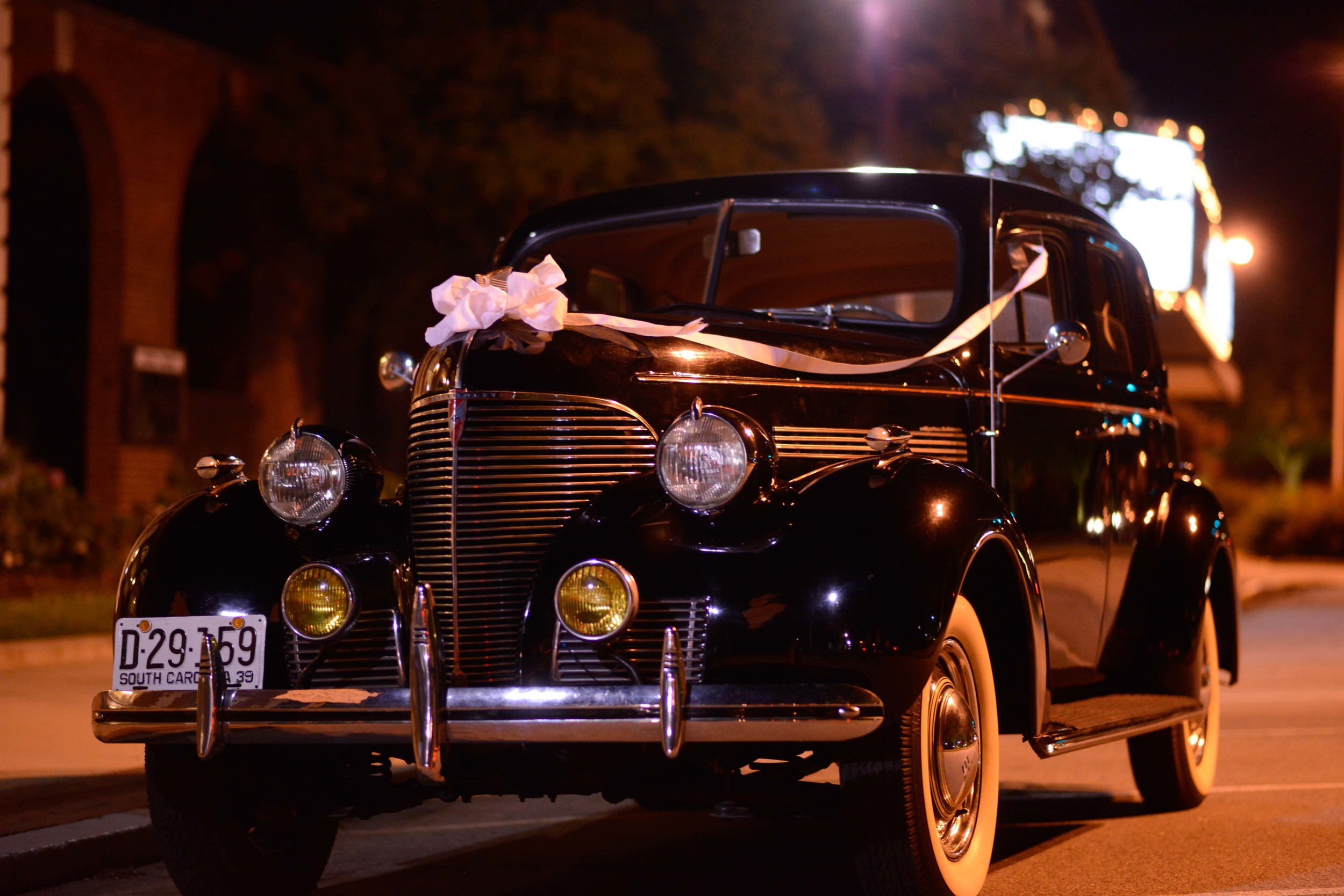 Vintage Cars by: Denis Cook