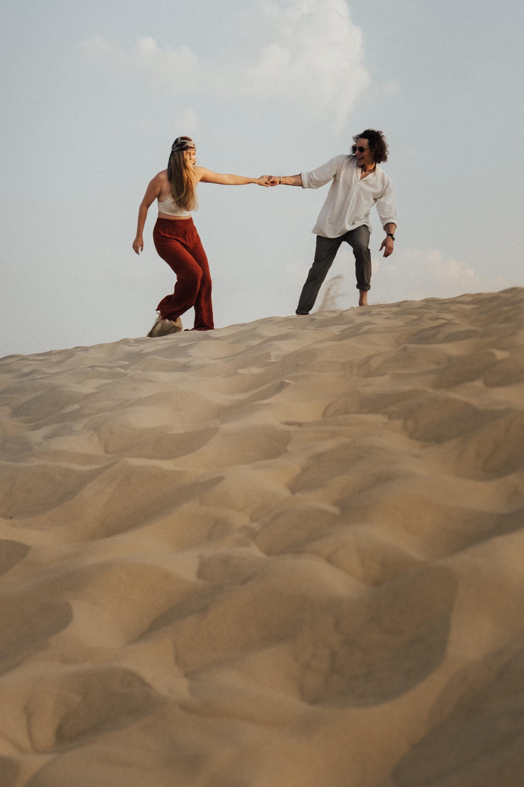 Desert Engagement Shoot