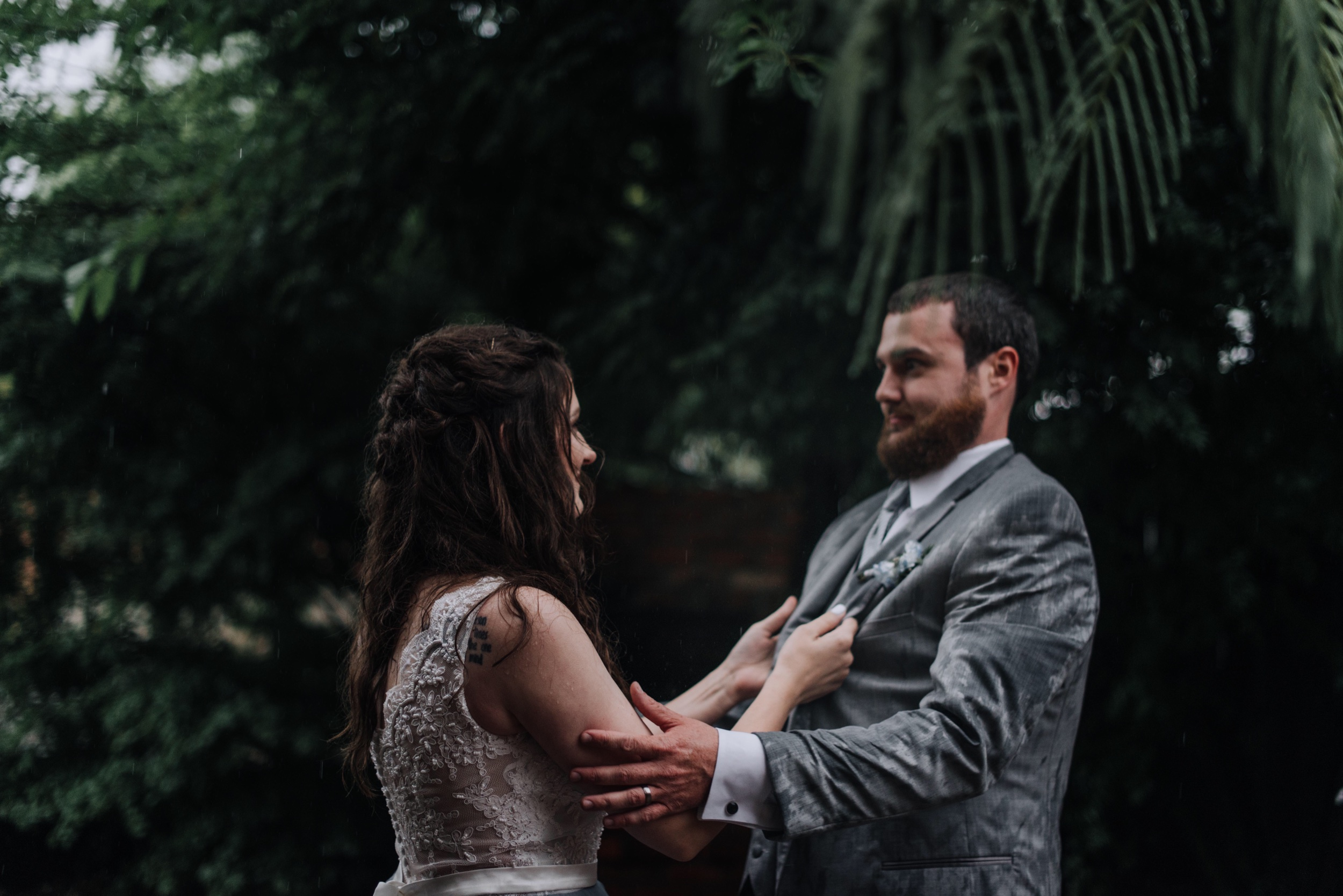 Greenville elopement photographer