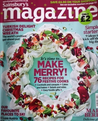 Sainsbury's December issue mag cover.jpg