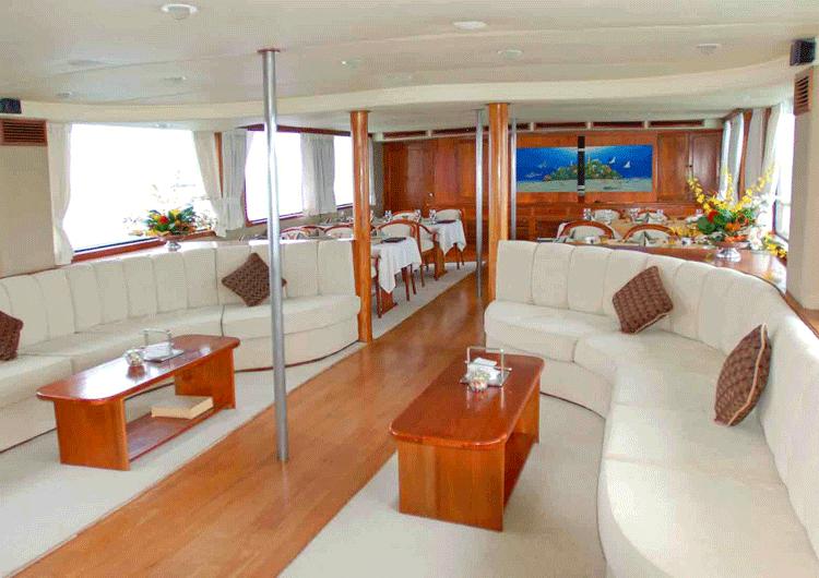 The main Salon