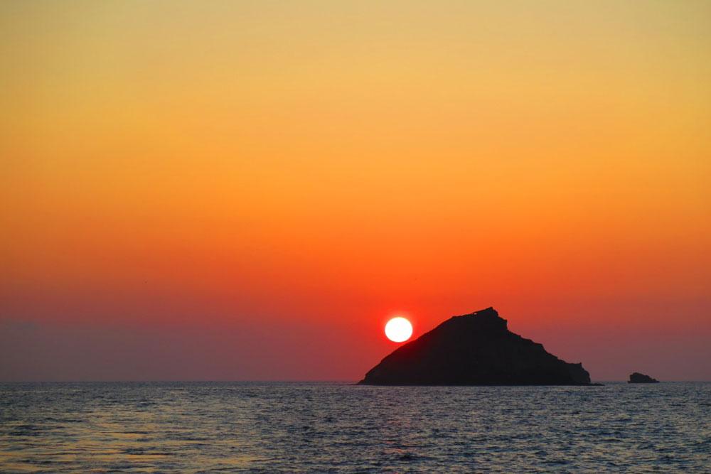 sunset by pati stucki