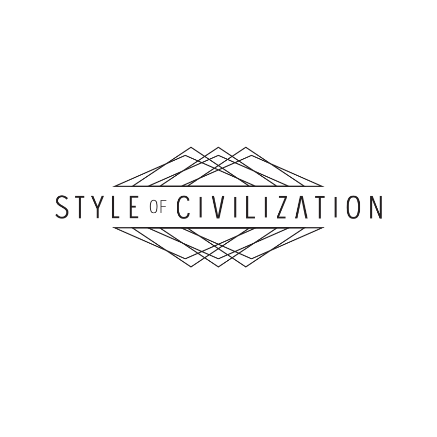 COMPANY  // Freelance  CLIENT  // Style of Civilization   Custom Logo Design & Development