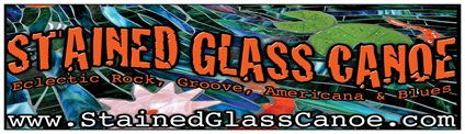 Stained glass Canoe is a North Carolina band performing Eclectic Rock, Groove & Americana music to delighted crowds all over the state.