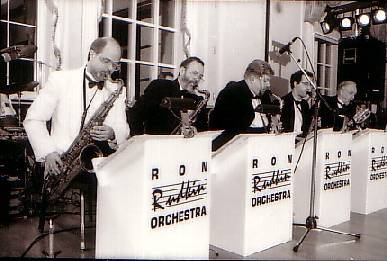 Sample of what a baby Big Band looks like.