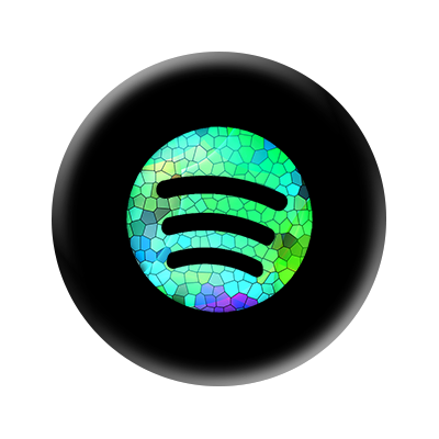 connect-with-andrea-templon-musician-on-social-media-stained-glass-spotify-icon-400px.png