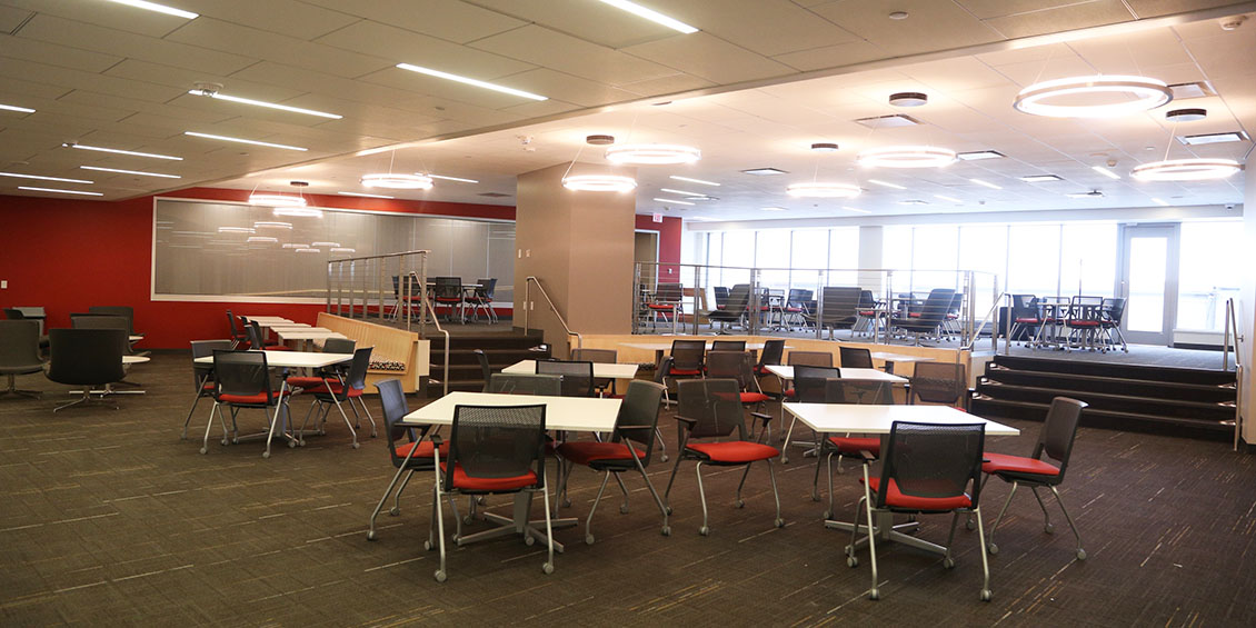 Health 2 - Student Lounge