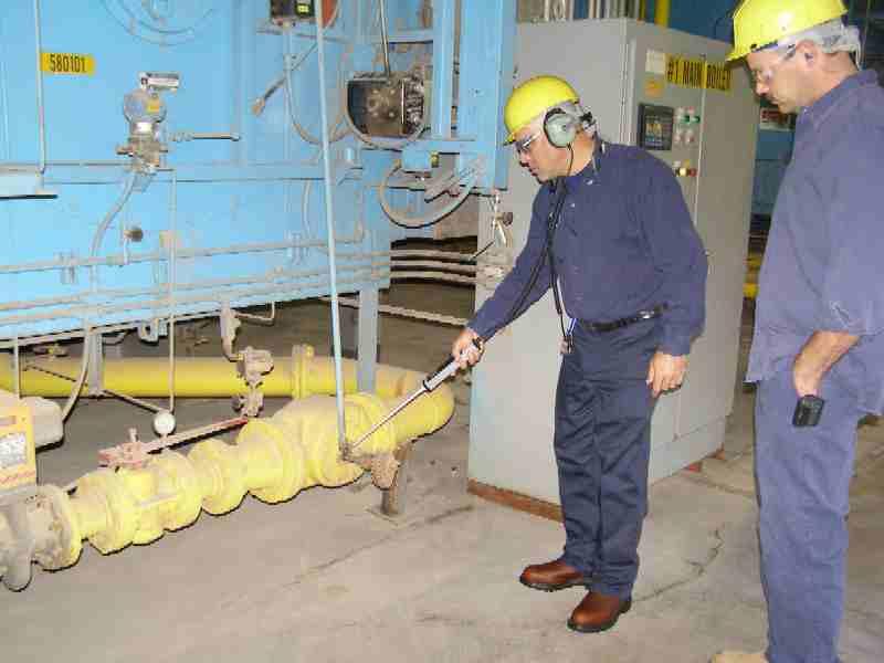 Steam & Boiler Leaks