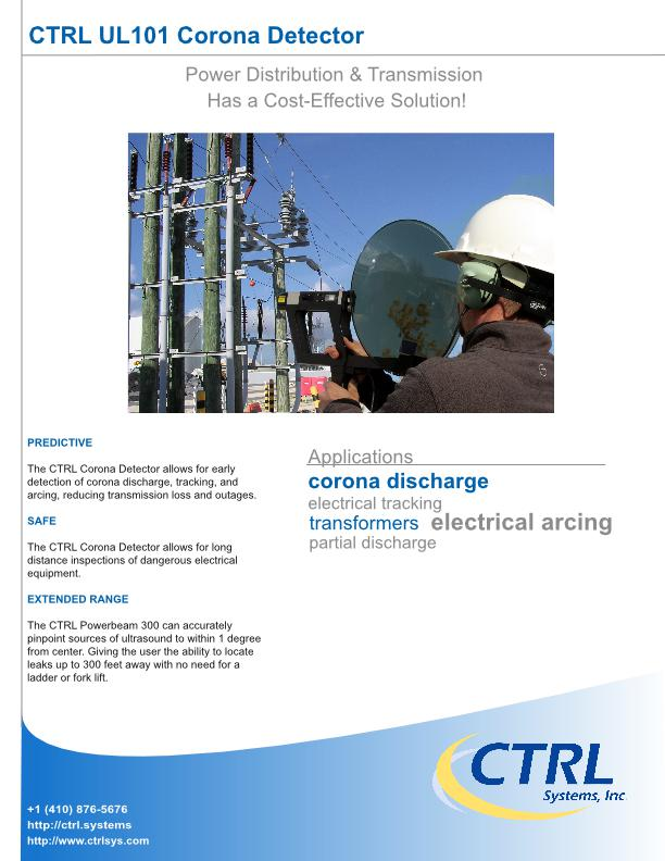 CTRL Systems, Inc Electrical Inspection