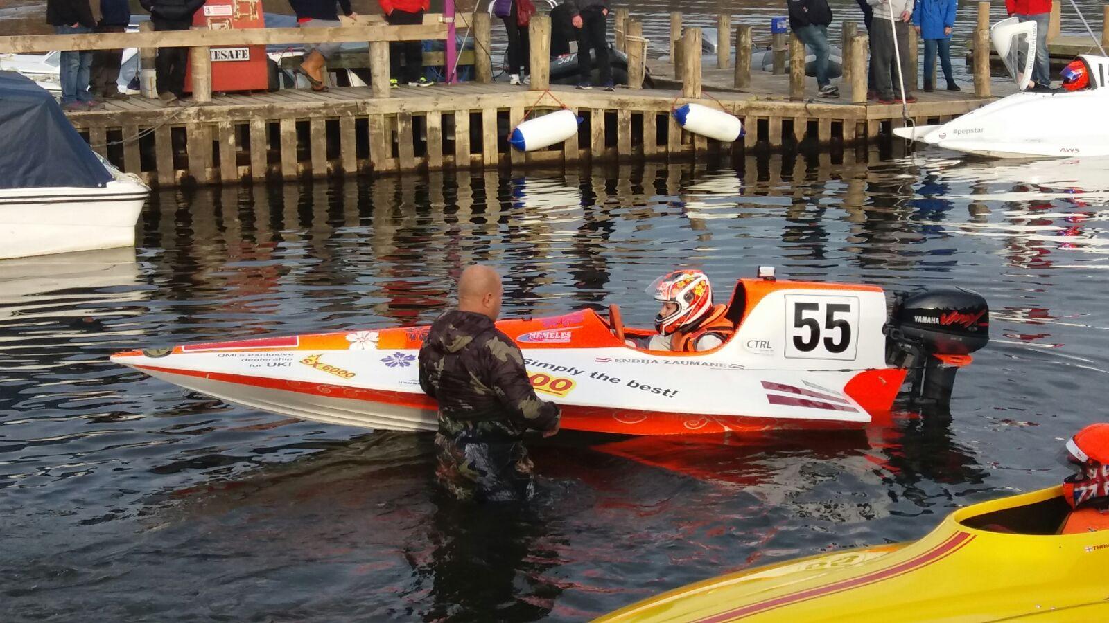 JT250 Speedboat