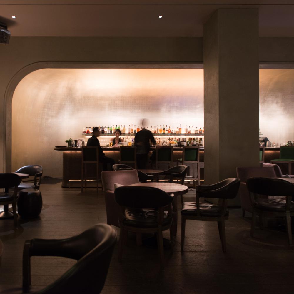 Interior photography of Ambassador Hotel in Chicago Illinois