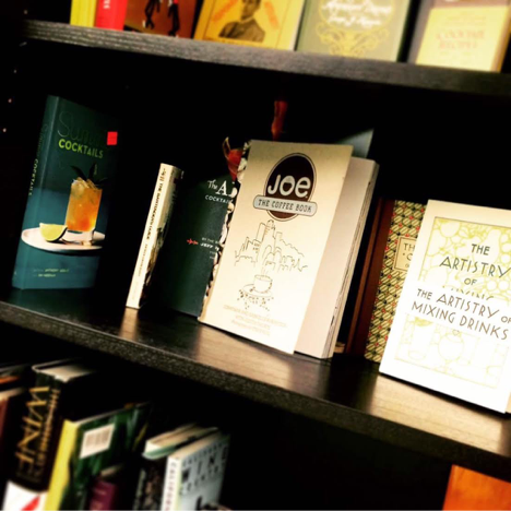 Aqua Vitae Institute also collects books from local companies that promote the hospitality industry.