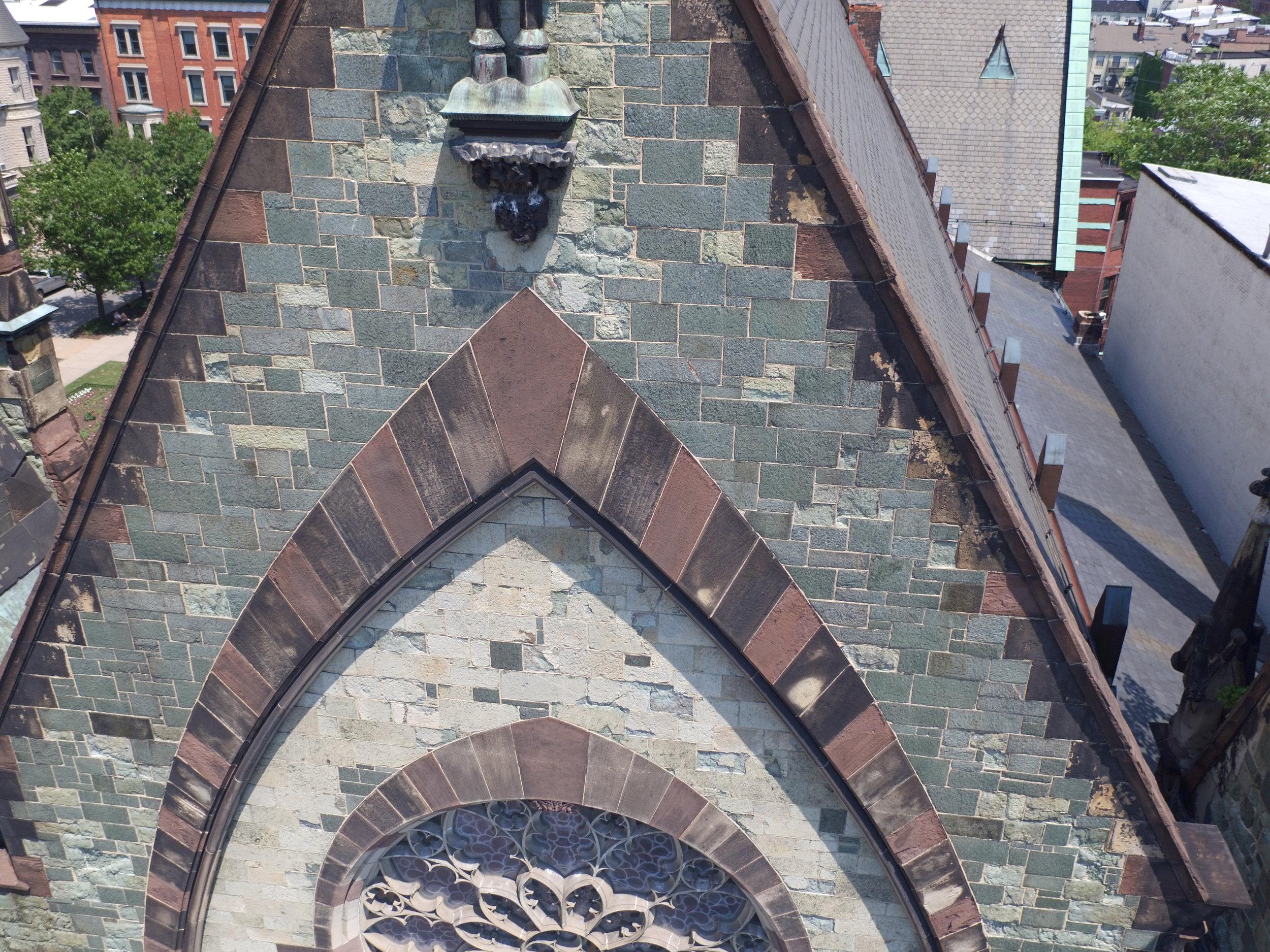 Church facade inspection 2