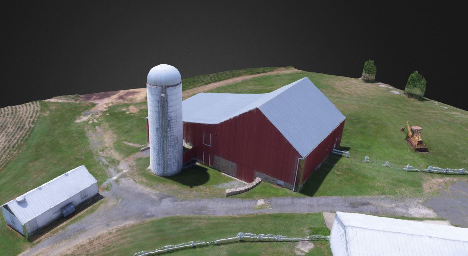 Barn - 3D Map