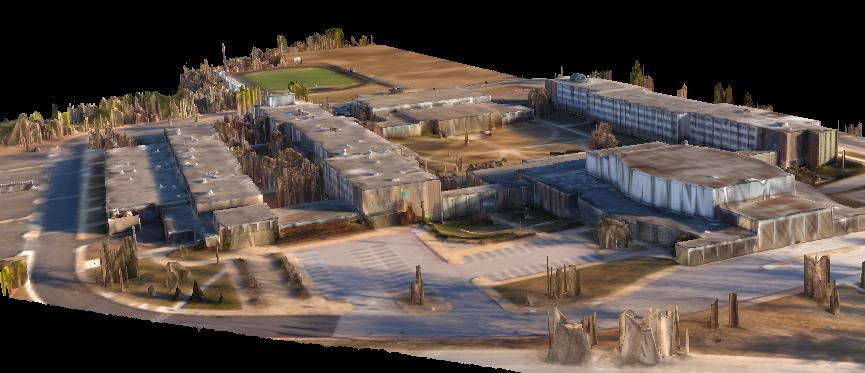 Balt Polytechnic - 3D Map